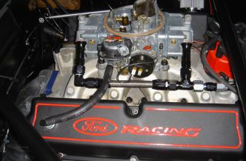 Holley 4150 Fuel Line Plumbing | Licensed HVAC and Plumbing