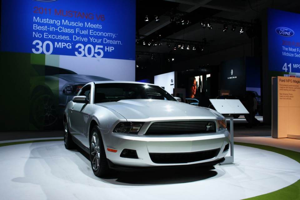Mayhem Mustang Package Named By Fans