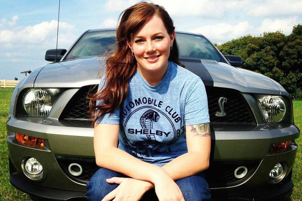 Mustang Girl Monday Alley Kreiling Goes From Doubter To