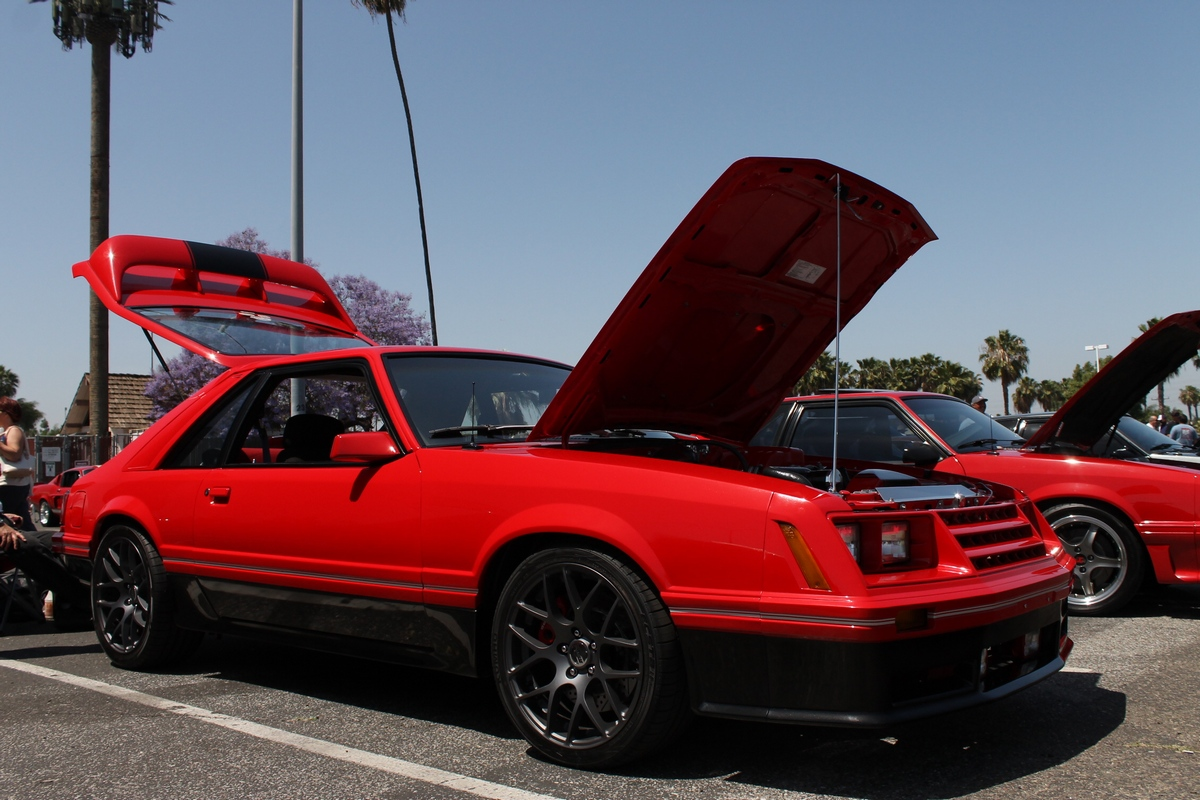 Joe Huertas Original Owner 82 Mustang GT Wins Shows
