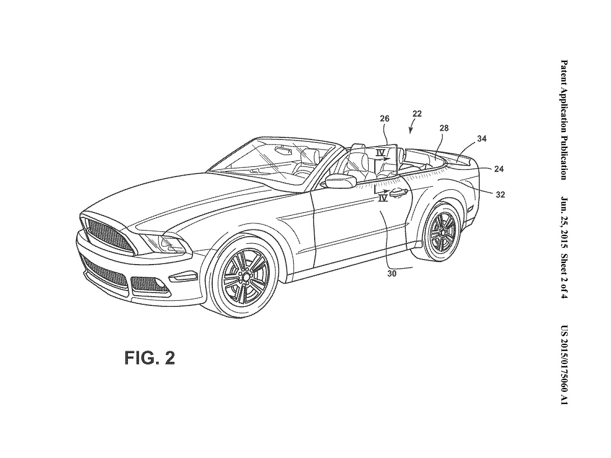 Ford Files Patent For Glow Body Panels