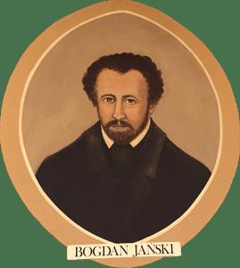 Bogdan Jański - Hamilton