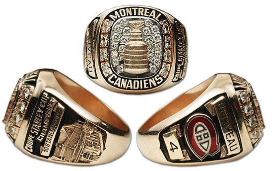 Jean Beliveau 10 Stanley Cup tribute