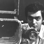 Stanley Kubrick bei Dreharbeiten zu Killer´s Kiss