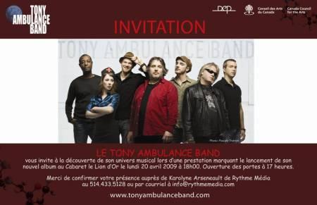 TAB Invitation