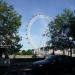 Londres au soleil