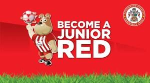 Junior Redz 2016.2017