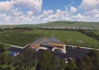 REVEALED: New Sports Hub Plans