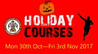 October Holiday Courses- BOOK YOUR CHILDS PLACE NOW