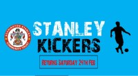 Stanley Kickers – New Course