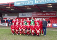 Accrington Stanley Ladies – Recruiting New Players and