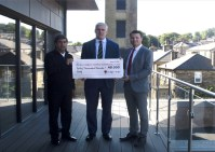 Totally Wicked Donate £40,000 to Sports Hub Project