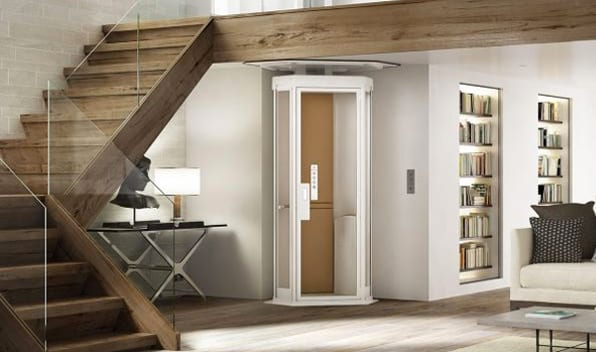 Home Lifts Domestic Lifts Amp Residential Lifts From