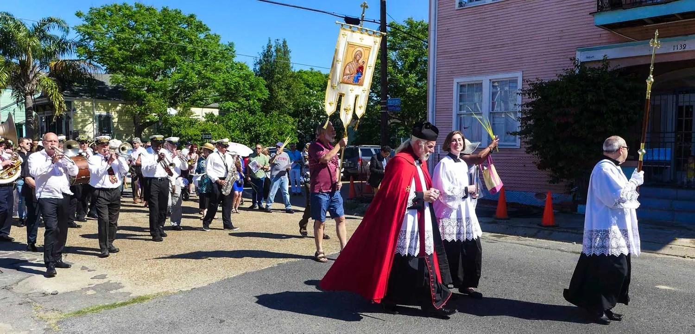 Saint Anna's New Orleans Episcopal Church