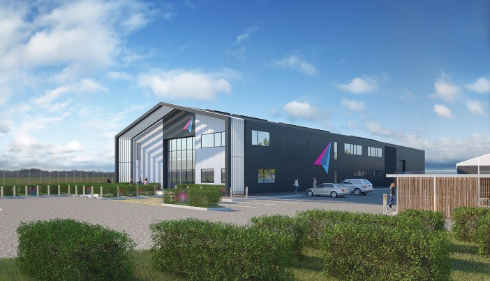Ambitious plans for UK's first on-site airport college submitted