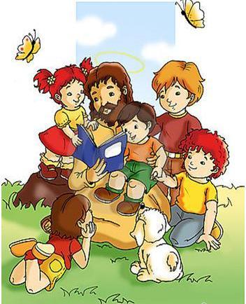RE_Jesus and children