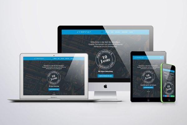 Unser neuer Webauftritt