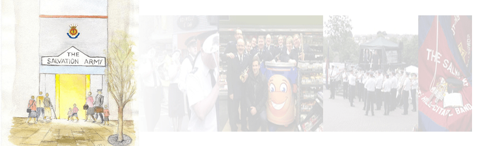 Welcome to The Salvation Army in Staple Hill, Bristol