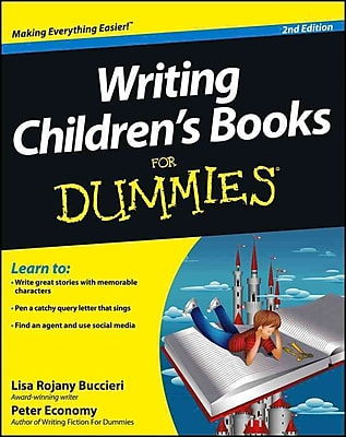 Writing Children's Books For Dummies | Staples®