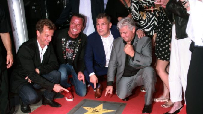 Star of Fame zur Ehrung für Hanne Kleine