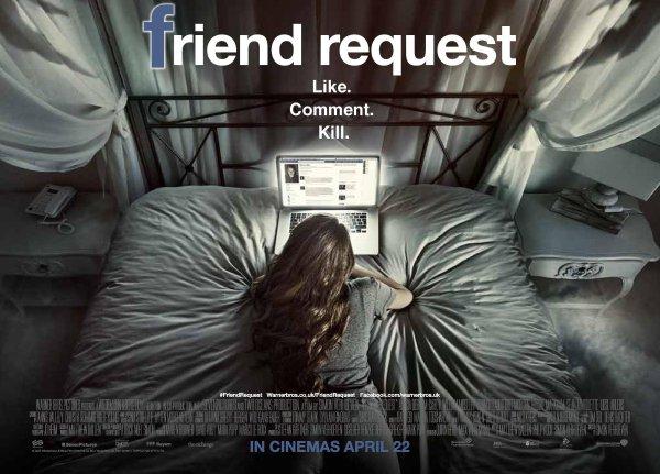 Resultado de imagen de friend request film