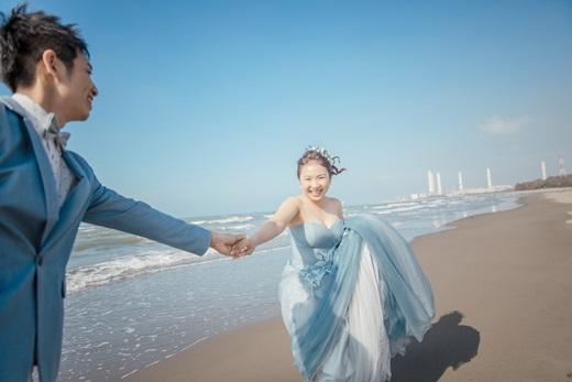 台中婚紗拍攝-法蝶