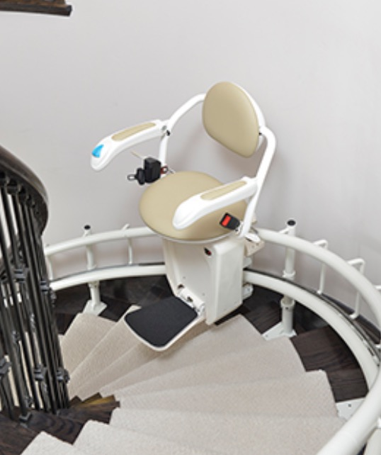 Stairfriend Curved Stairlifts Twin Cities MN