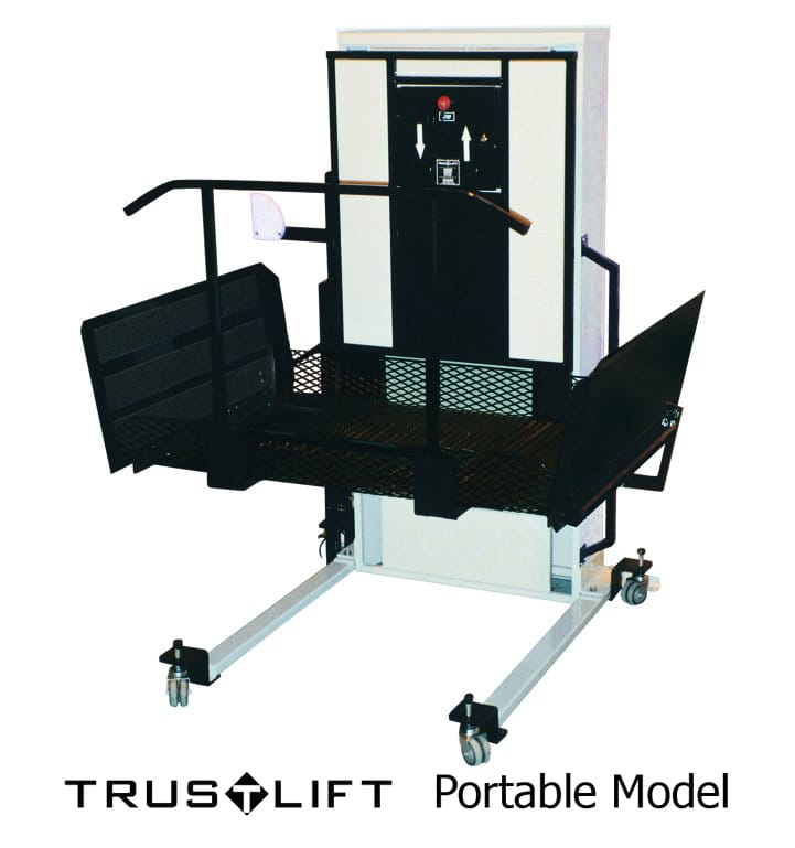 trus lift portable Star Lift St. Paul Minnesota