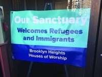 Local Clergy Respond to Travel Ban and Immigration Issues, by Laura Eng