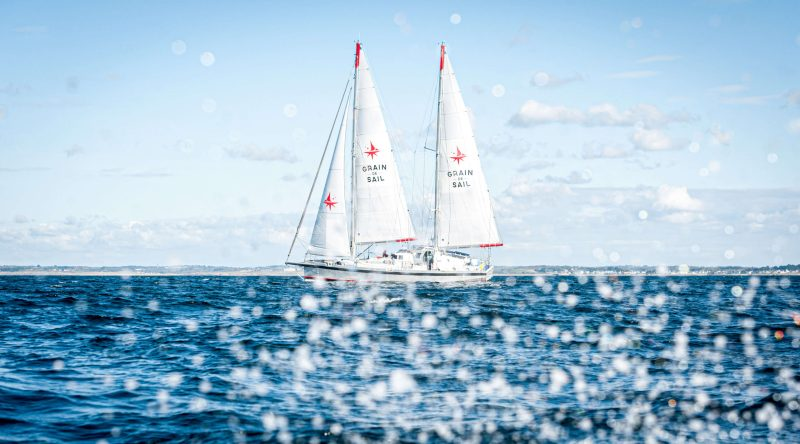 Earth-Friendly Sailboat with French Wine, Chocolates to Make Special Stop in Brooklyn | Erin DeGregorio