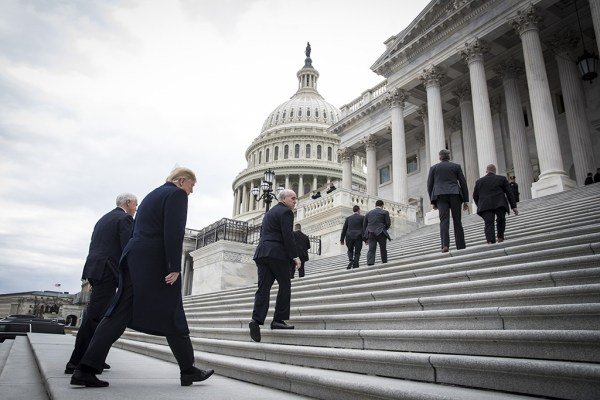 Partial federal government shutdown continues