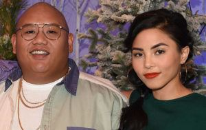 "ASSOCIATED PRESS                                 Jacob Batalon and Anna Akana attend a photo call for ""Let It Snow"" on Nov. 1 at the Four Seasons Hotel in Los Angeles."