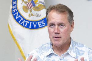 CRAIG T. KOJIMA / Aug 16                                 U.S. Rep. Ed Case, a Hawaii Democrat, said today he will vote to impeach President Donald Trump later this week.