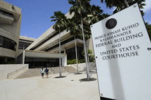 BRUCE ASATO BASATO@STARADVERTISER.COM                                 U.S. District Court in Hawaii