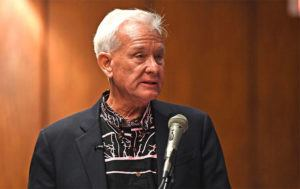 """BRUCE ASATO / Jan. 15                                 Mayor Kirk Caldwell was in Washington, D.C., last week on a trip that included a sit-down meeting with top officials in the Federal Transit Administration, and he returned to Honolulu to draft a letter urging the rail authority board to """"better understand and monitor"""" some critical issues."""
