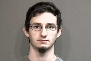 ASSOCIATED PRESS                                 This undated file photo provided by Boone County Sheriff's Department in Columbia, Mo., shows Joseph Elledge. Prosecutors have charged Elledge, the American husband of a Chinese woman who has been missing since October, 2019, with first-degree murder in her death, even though her body hasn't been found.