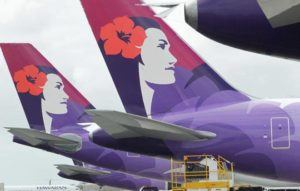 STAR-ADVERTISER FILE PHOTO Hawaiian Airlines is cutting back its Hawaii-Tokyo service because of decreased demand in the wake of the coronavirus.