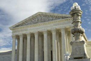 ASSOCIATED PRESS The Supreme Court was seen, Jan. 27, in Washington, DC.