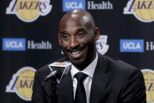 ASSOCIATED PRESS / 2017                                 Kobe Bryant