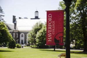 ASSOCIATED PRESS                                 Haverford College