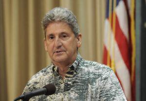 STAR-ADVERTISER / OCT. 2018                                 University of Hawaii President David Lassner
