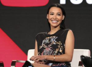 "WILLY SANJUAN/INVISION VIA ASSOCIATED PRESS Naya Rivera participated, in Jan. 2018, in the ""Step Up: High Water"" panel during the YouTube Television Critics Association Winter Press Tour in Pasadena, Calif. Authorities said former ""Glee"" star Rivera is missing and being searched for at a Southern California lake."