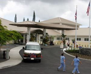 ASSOCIATED PRESS / 2007                                 The Yukio Okutsu State Veterans Home in Hilo has been the site of a major cluster of coronavirus cases.
