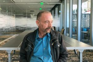 ASSOCIATED PRESS                                 Timothy Ray Brown posed for a portrait, in March 2019, in Seattle. Brown, an American who was known for years as the Berlin patient, had a transplant in Germany from a donor with natural resistance to the AIDS virus. It was thought to have cured Brown's leukemia and HIV.