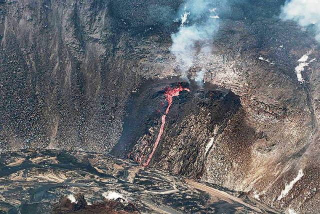Kilauea eruption shows no signs of stopping