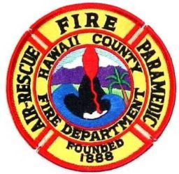 Hawaii County Fire Department.