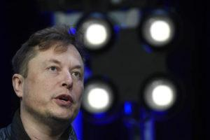 ASSOCIATED PRESS                                 Tesla and SpaceX Chief Executive Officer Elon Musk speaks in Washington last year. Musk has tweeted his way into trouble with another federal agency, this time the National Labor Relations Board.