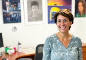 Superintendent Christina Kishimoto