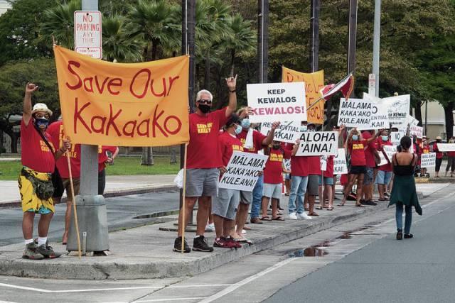 Proposal  for condo towers in Kakaako Makai dies