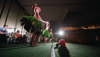 The return of a Waikiki luau is an encouraging step for Hawaii's visitor industry